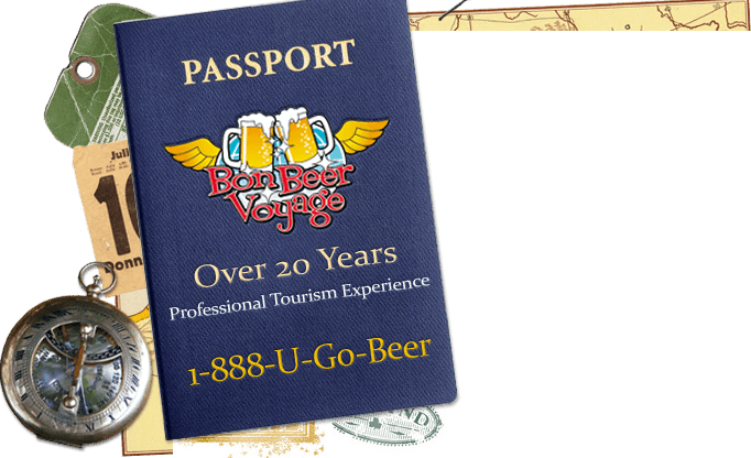 Bon Beer Voyage Logo