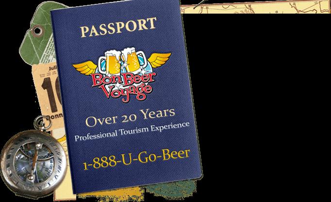 Bon Beer Voyage Logo