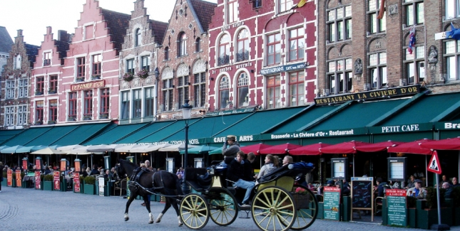 Beautiful Bruges, Belgium is a Haven for Beer and Chocolate Lovers!
